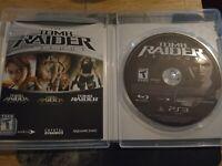 Tomb Raider: Trilogy (Sony PlayStation 3, 2011)