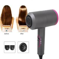 Hair Dryer Blow Dryer 1800W Heat Blower Dryer Hot And Cold Wind Salon Low Noise