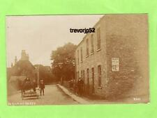 The Noo King Haxey Nr Doncaster RP pc used 1910 by RHH Ref B554
