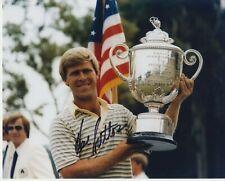 New listing Hal Sutton 1983 PGA Championship 8x10 Signed w/ COA  Golf #1
