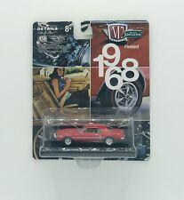 M2 Machines 1968 Pontiac Firebird 400 Ho Auto Drivers R67