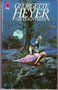 The Corinthian by Heyer, Georgette Paperback Book The Cheap Fast Free Post