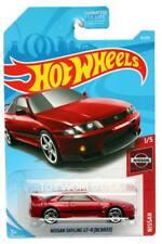 2019 Hot Wheels #6 Nissan Series Nissan Skyline GT-R (BCNR33)