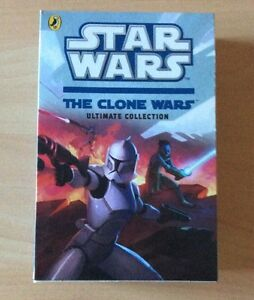 Star Wars - The Clone Wars Ultimate Collection Books