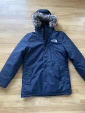 Mens The North Face Parka Jacket Nevy Large