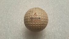 VINTAGE SPALDING AIR-FLITE #4 GOLF BALL
