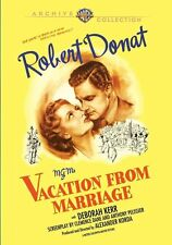 VACATION FROM MARRIAGE (1945 Robert Donat) Region Free DVD - Sealed