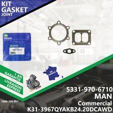 Gasket Kit Joint Turbo MAN Commercial 5331-970-6710 K31 D2866LF31(4V) Melett-051