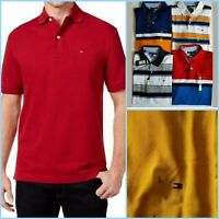 TOMMY HILFIGER Mens Polo shirt REGULAR FIT 1 Mesh polo shirt
