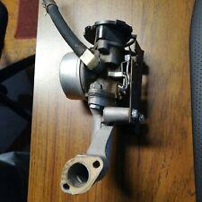 vintage Tecumseh Carburetor Manifold Throttle Control 1624f6v for small engine