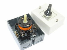 Klockner Moeller T0-1-102/i Surface Mounting-Cam Switch NEW