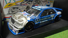 MERCEDES C-KLASS TEAM ZAKSPEED LOHR 1/18 UT Models MINICHAMPS 180953317 voiture