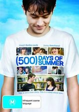500 Days Of Summer (DVD, 2010) W play anywhere disc