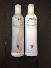 SET Graham Webb Stick Straight High Gloss Shampoo / Conditioner 8.5 oz each