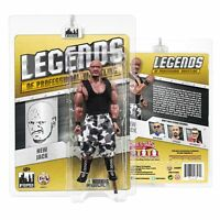 Legends of Professional Wrestling Series 1 Action Figures: New Jack