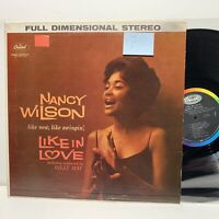 Nancy Wilson Like Nin Love Capitol 1319 VG+-/VG Jazz