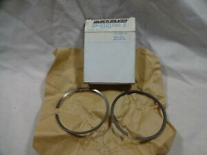 Quicksilver 39-818129A2 Piston Rings .030 Force Outboard 40 50 90 L drive 120