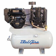 BelAire 14-Hp 30-Gallon Two-Stage Truck Mount Air Compressor w/ Kohler Engine