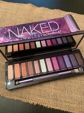 NEW URBAN DECAY Naked Ultraviolet Eyeshadow Palette w/rec AUTHENTIC NO Fees