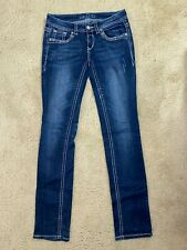 Grace in LA Skinny Denim women jeans size 26