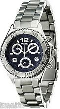 GANT Watch Pacific Men´s Swiss Made ETA Chronograph Steel Date 100 Meter