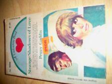 A VALENTINE BOOK STRANGE SHADOWS OF LOVE BY PEGGY GADDIS