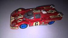 Super Champion art.65 Ferrari 512 M Scuderia Filipinetti Le Mans n.6 col.Rosso.