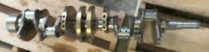 2012 ASTON MARTIN RAPIDE 6.0L V12 CRANKSHAFT OEM