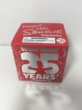 new Kid Robot The Simpsons 25th Anniversary Keychain Blind Box Sealed Rare gift