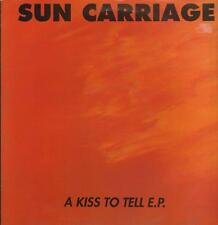 "Sun Carriage(12"" Vinyl P/S)A Kiss To Tell EP-Wiiija-WIJ 10-UK-VG/Ex"