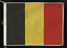 Bandiera 20x30 in stoffa anni80 Belgio