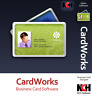 Business Card Design Print Software | Full License | Instant Email Delivery
