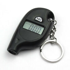 Universal Portable Mini LCD Digital Tire Tyre Air Pressure Gauge Tester Keychain