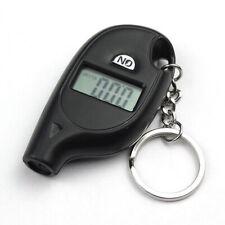 Universal Portable Mini LCD Digital Tire Tyre Air Pressure Gauge Tester Keychain
