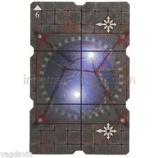 SAS25 ROOM CARD 6 ASSASSINORUM WARHAMMER 40,000 BITZ W40K