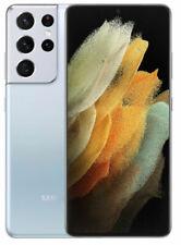 Samsung Galaxy S21 Ultra 5G SM-G998B - 512GB - Phantom Silver (Unlocked)