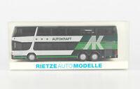 RIETZE 1:87 Setra Doppeldecker-Reisebus Autokraft, OVP, top!