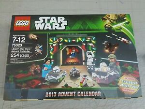 LEGO Star Wars Advent Calendar 2013 set - 75023