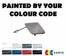 MERCEDES MB C W204 FACELIFT FRONT TOW HOOK EYE COVER PAINTED BY YOUR COLOUR CODE