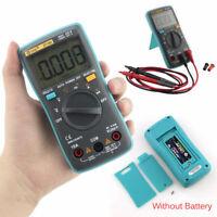 NEW ZT100 True-RMS Digital Multimeter Counts AC DC Voltage Volt Ammeter Tester