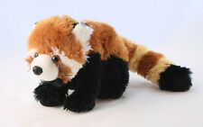 Wild Republic - Red Panda - 38cm Stuffed Animal Plush Soft Toy endangered