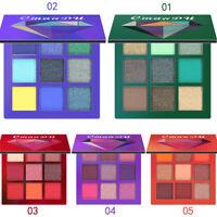 9 Colors Eyeshadow Palette Beauty Makeup Shimmer Matte Eyeshadow