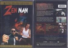Dvd: 2-Disc Zen Man.Sang H. Kim-Grady Justice.New
