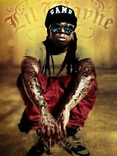 Lil Wayne NEW Fabric Poster Flag Fame Officially Licensed textile