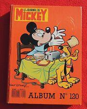 MICKEY Album n°120 - 1986. Superbe état