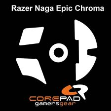 Corepad Skatez Razer Naga Epic Chroma Replacement Teflon® mouse feet Hyperglides