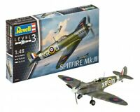 REVELL® 1:48 SCALE SPITFIRE MK.II MODEL AIRCRAFT KIT WW2 WWII PLANE RAF 03959
