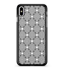 Astonishing Künstlerisch Überwältigend Spirale Kreise Muster 2D Handy Hülle