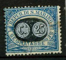 San Marino 1931 Sass. SS39 Usato 100%