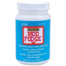 Mod Podge Fabric  - Waterbased Glue, Sealer & Finish 236ml